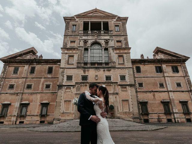 Il matrimonio di Matteo e Verdiana a Rocca di Papa, Roma 102