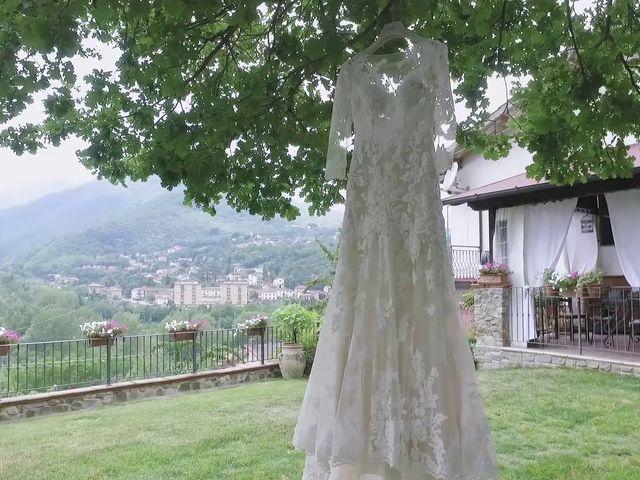 Il matrimonio di Nicola e Eleonora a Sambuca Pistoiese, Pistoia 2