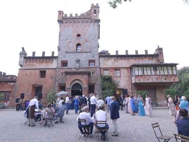 Il matrimonio di Nicola e Eleonora a Sambuca Pistoiese, Pistoia 18