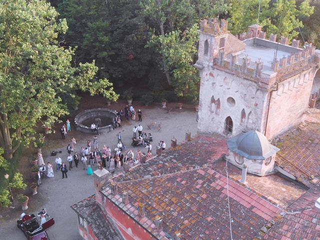 Il matrimonio di Nicola e Eleonora a Sambuca Pistoiese, Pistoia 20
