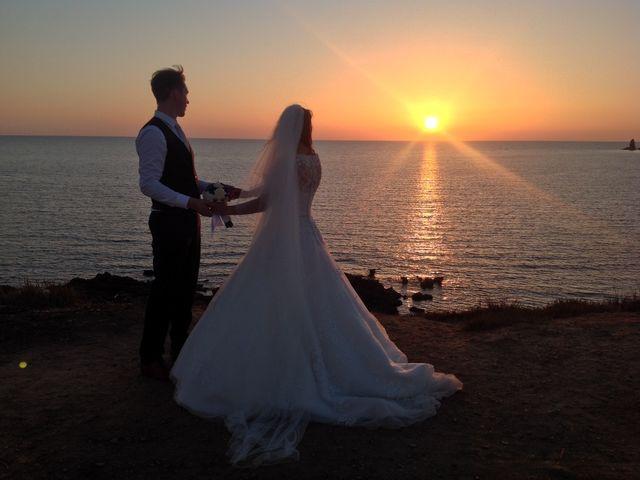 Il matrimonio di Chris e Ivi a Arborea, Oristano 1