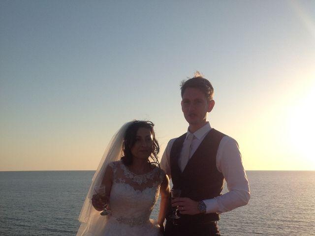 Il matrimonio di Chris e Ivi a Arborea, Oristano 5