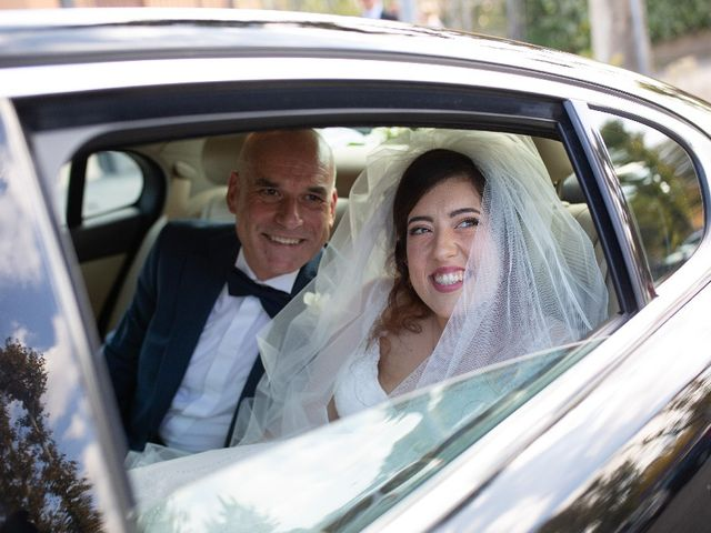 Il matrimonio di Valerio  e Martina a Roma, Roma 3