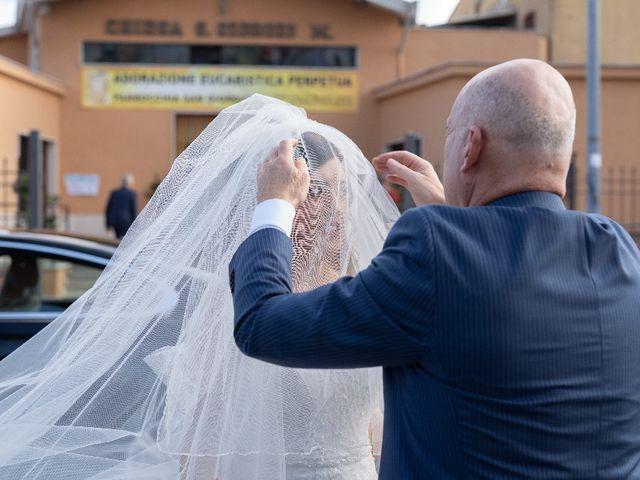 Il matrimonio di Valerio  e Martina a Roma, Roma 5