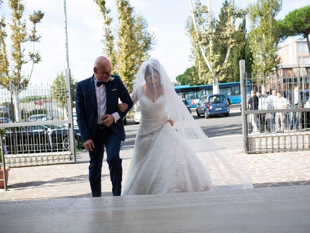 Il matrimonio di Valerio  e Martina a Roma, Roma 6