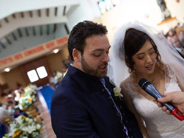 Il matrimonio di Valerio  e Martina a Roma, Roma 8