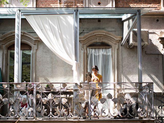 Il matrimonio di Luca e Maria a Sant'Angelo Lodigiano, Lodi 8