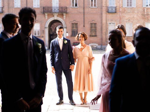 Il matrimonio di Luca e Maria a Sant'Angelo Lodigiano, Lodi 27