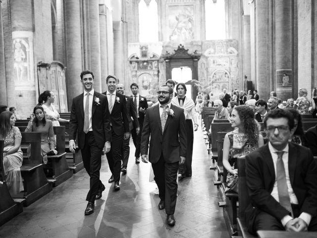 Il matrimonio di Luca e Maria a Sant'Angelo Lodigiano, Lodi 28