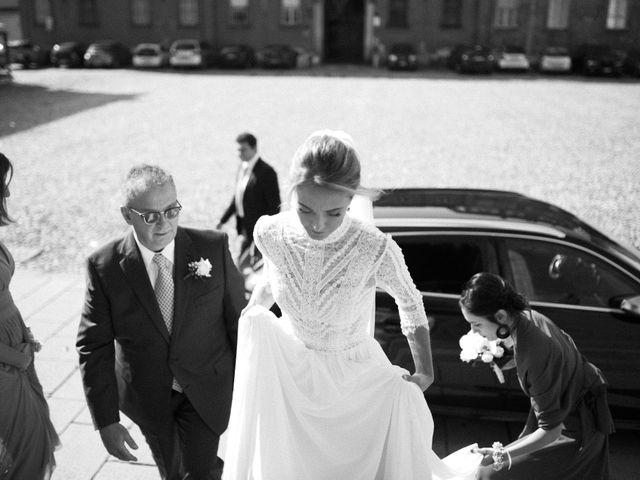 Il matrimonio di Luca e Maria a Sant'Angelo Lodigiano, Lodi 30