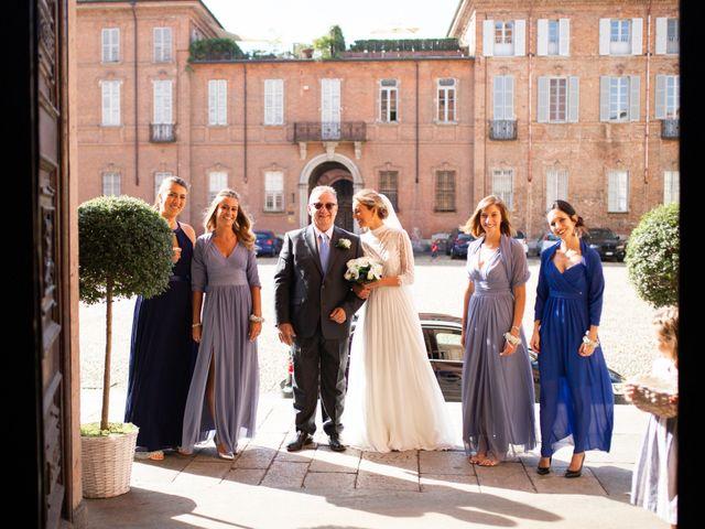 Il matrimonio di Luca e Maria a Sant'Angelo Lodigiano, Lodi 31