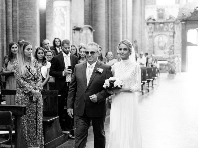 Il matrimonio di Luca e Maria a Sant'Angelo Lodigiano, Lodi 32