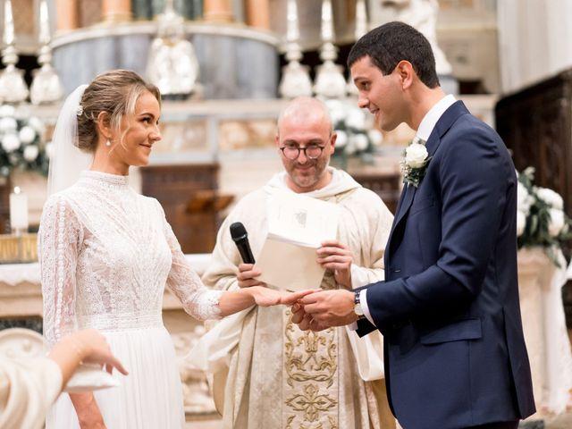 Il matrimonio di Luca e Maria a Sant'Angelo Lodigiano, Lodi 38