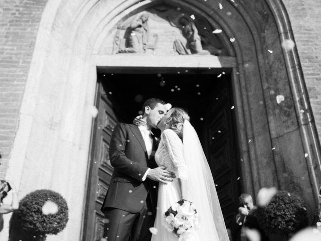 Il matrimonio di Luca e Maria a Sant'Angelo Lodigiano, Lodi 43