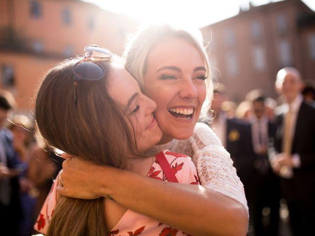 Il matrimonio di Luca e Maria a Sant'Angelo Lodigiano, Lodi 45
