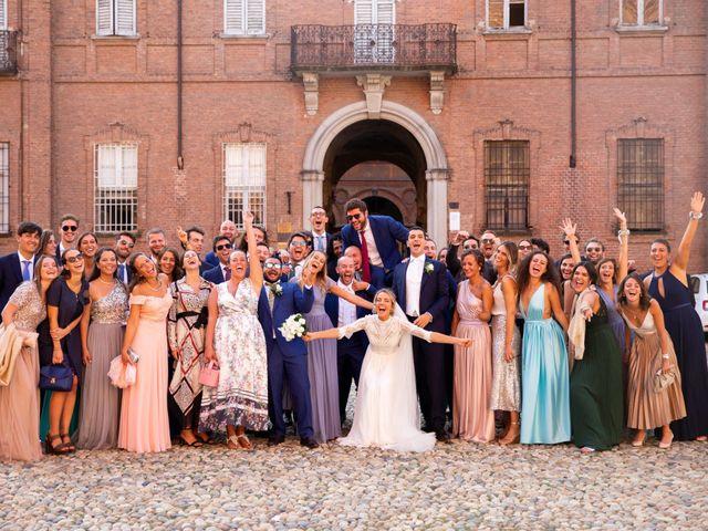Il matrimonio di Luca e Maria a Sant'Angelo Lodigiano, Lodi 51