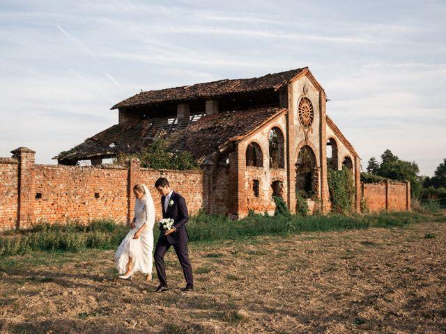 Il matrimonio di Luca e Maria a Sant'Angelo Lodigiano, Lodi 53