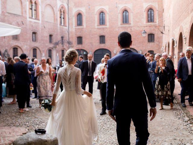 Il matrimonio di Luca e Maria a Sant'Angelo Lodigiano, Lodi 67