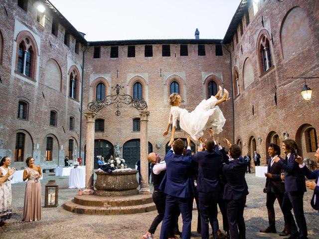 Il matrimonio di Luca e Maria a Sant'Angelo Lodigiano, Lodi 72