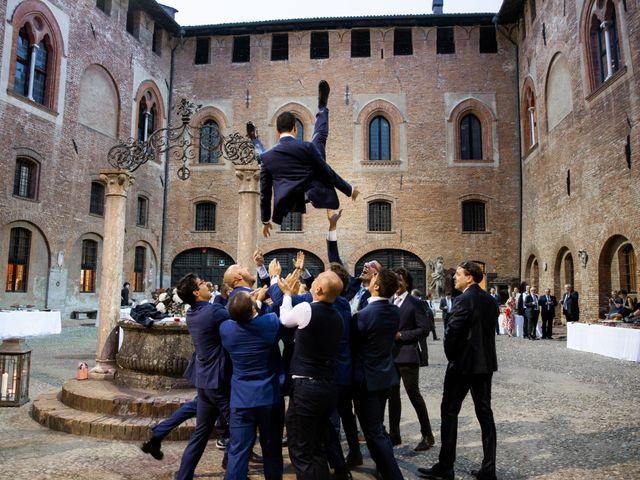 Il matrimonio di Luca e Maria a Sant'Angelo Lodigiano, Lodi 73