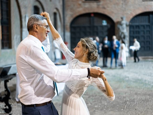 Il matrimonio di Luca e Maria a Sant'Angelo Lodigiano, Lodi 74