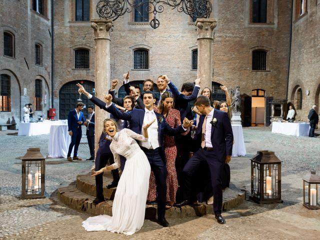 Il matrimonio di Luca e Maria a Sant'Angelo Lodigiano, Lodi 76