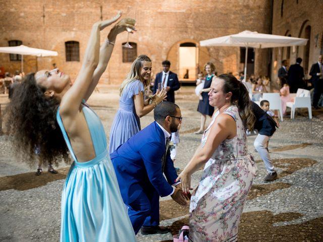 Il matrimonio di Luca e Maria a Sant'Angelo Lodigiano, Lodi 79