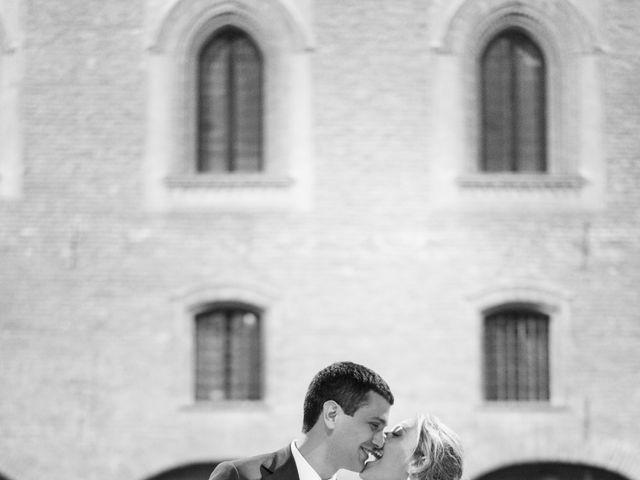 Il matrimonio di Luca e Maria a Sant'Angelo Lodigiano, Lodi 92