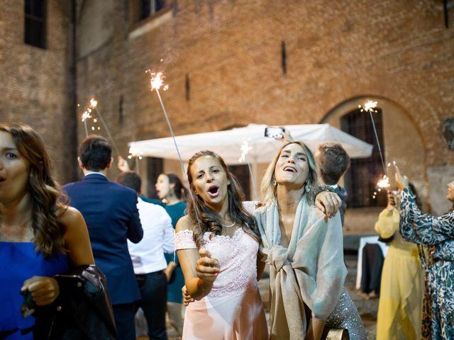 Il matrimonio di Luca e Maria a Sant'Angelo Lodigiano, Lodi 93
