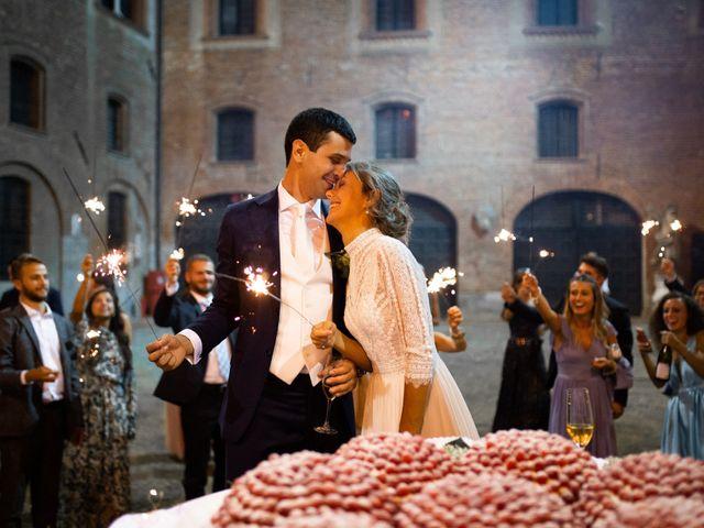 Il matrimonio di Luca e Maria a Sant'Angelo Lodigiano, Lodi 96