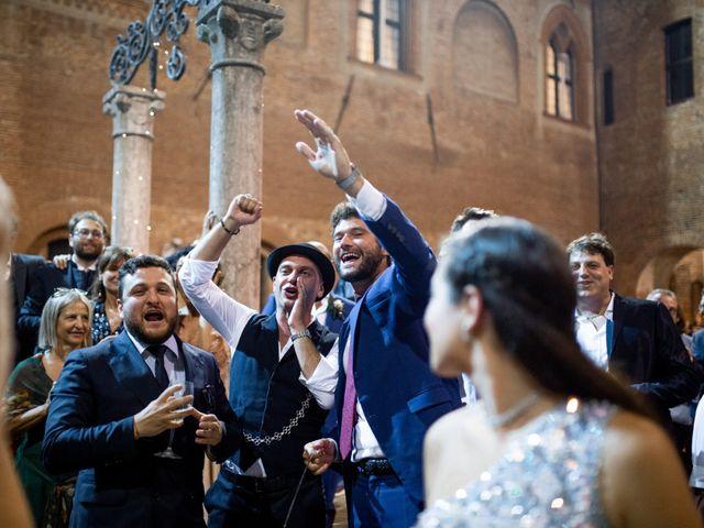 Il matrimonio di Luca e Maria a Sant'Angelo Lodigiano, Lodi 100