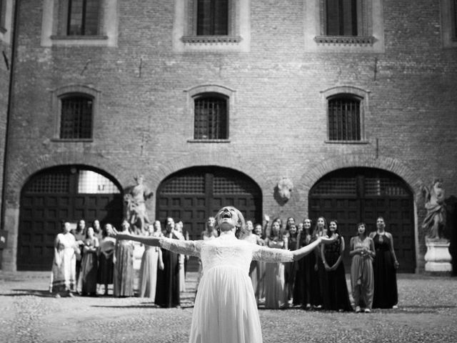 Il matrimonio di Luca e Maria a Sant'Angelo Lodigiano, Lodi 104
