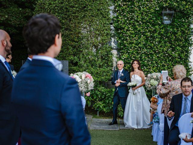 Il matrimonio di Francesco e Roberta a Belgirate, Verbania 18