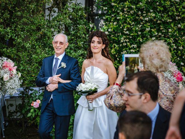 Il matrimonio di Francesco e Roberta a Belgirate, Verbania 19