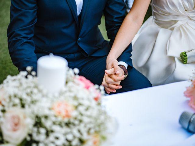 Il matrimonio di Francesco e Roberta a Belgirate, Verbania 20
