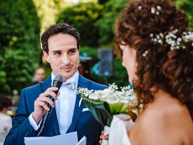 Il matrimonio di Francesco e Roberta a Belgirate, Verbania 21
