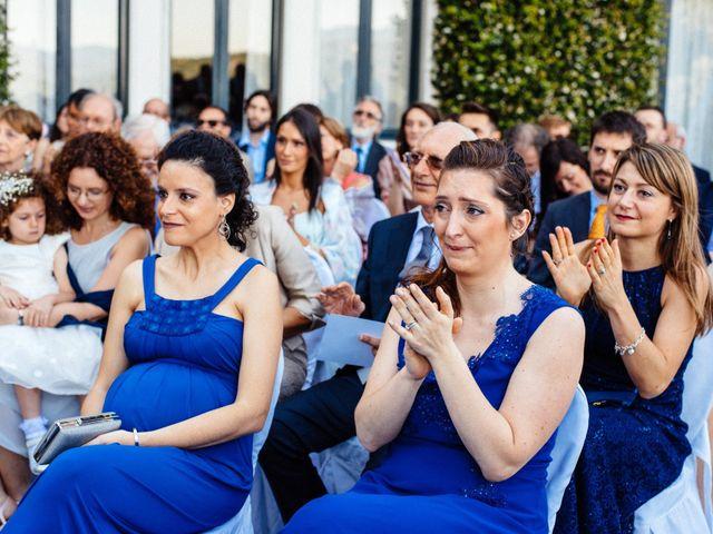 Il matrimonio di Francesco e Roberta a Belgirate, Verbania 22