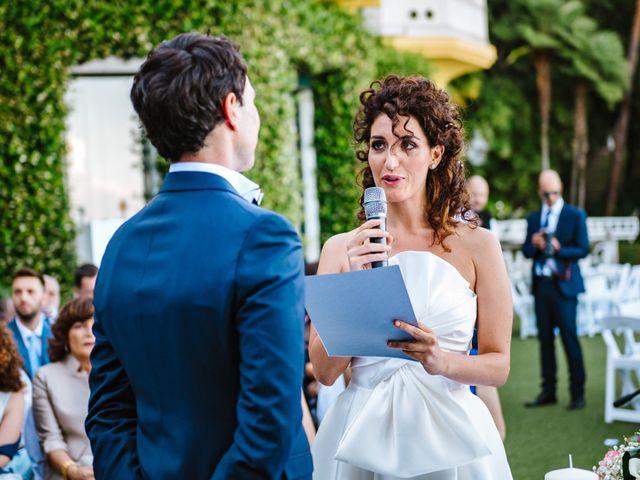 Il matrimonio di Francesco e Roberta a Belgirate, Verbania 23