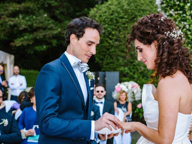 Il matrimonio di Francesco e Roberta a Belgirate, Verbania 24