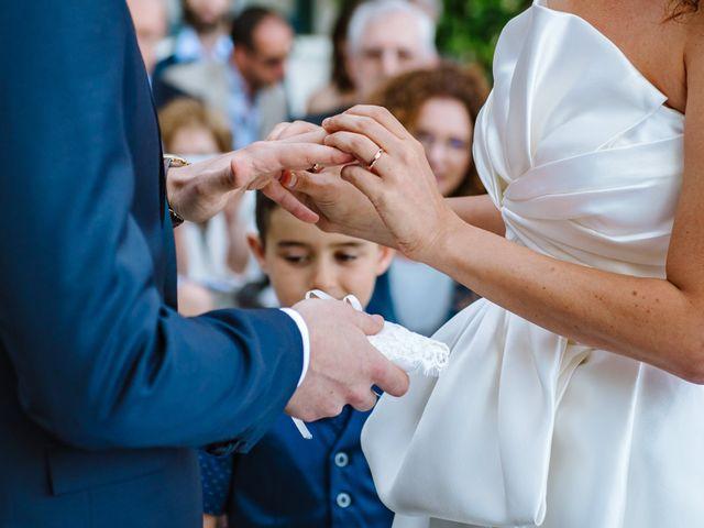 Il matrimonio di Francesco e Roberta a Belgirate, Verbania 25