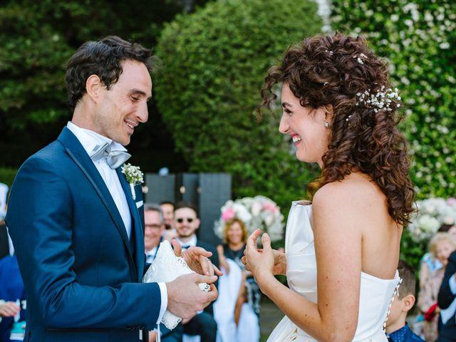 Il matrimonio di Francesco e Roberta a Belgirate, Verbania 26