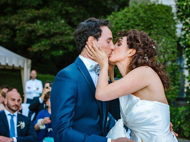 Il matrimonio di Francesco e Roberta a Belgirate, Verbania 27