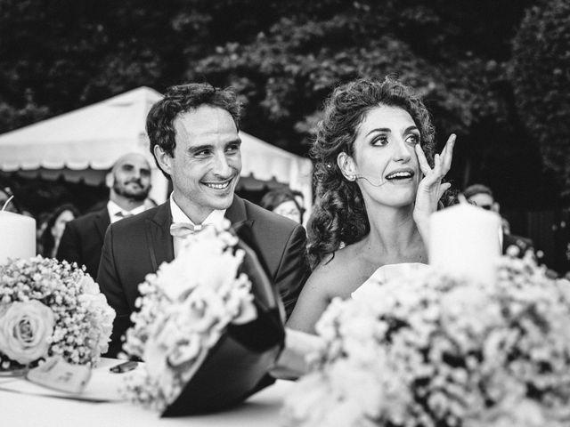 Il matrimonio di Francesco e Roberta a Belgirate, Verbania 30