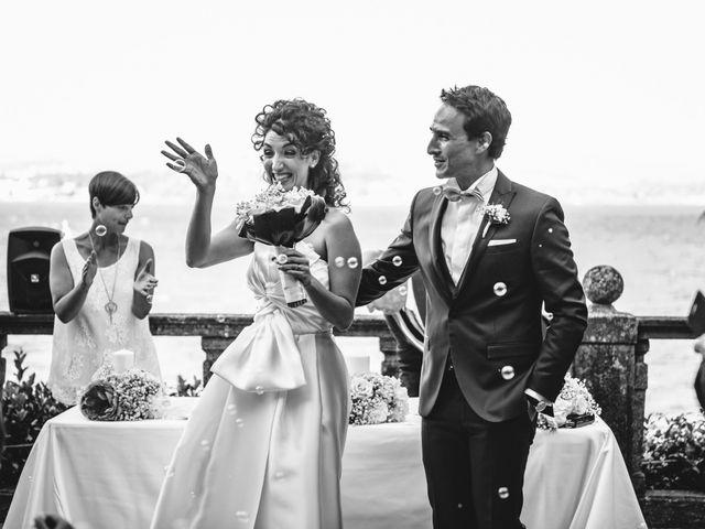 Il matrimonio di Francesco e Roberta a Belgirate, Verbania 34