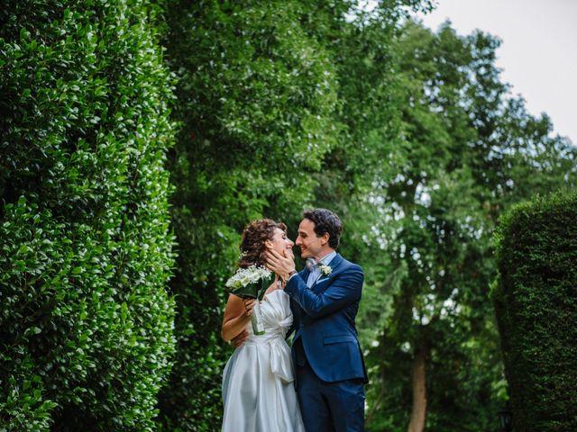 Il matrimonio di Francesco e Roberta a Belgirate, Verbania 43