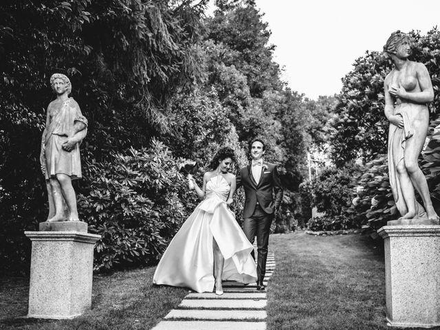 Il matrimonio di Francesco e Roberta a Belgirate, Verbania 45