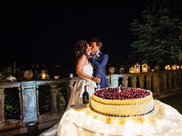 Il matrimonio di Francesco e Roberta a Belgirate, Verbania 54