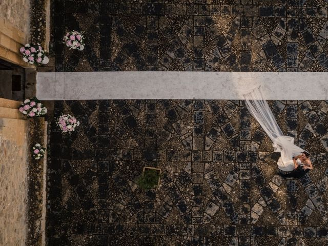 Il matrimonio di Rino e Linda a Caltanissetta, Caltanissetta 1