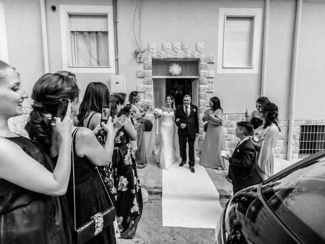 Il matrimonio di Rino e Linda a Caltanissetta, Caltanissetta 15
