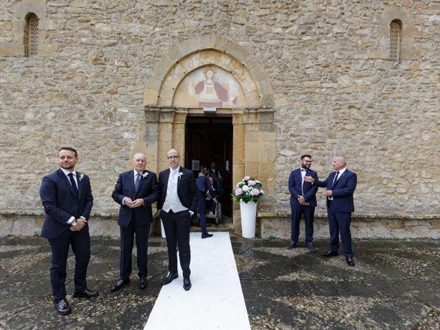 Il matrimonio di Rino e Linda a Caltanissetta, Caltanissetta 17